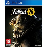 Fallout 76 - PS4 - Console Game