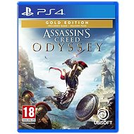 Assassins Creed Odyssey - Gold Edition - PS4 - Console Game