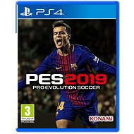 Pro Evolution Soccer 2019 - PS4 - Console Game
