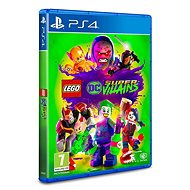 Lego DC Super-Villains - PS4 - Console Game