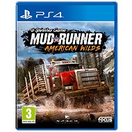 Spintires: MudRunner - American Wilds Edition - PS4 - Console Game