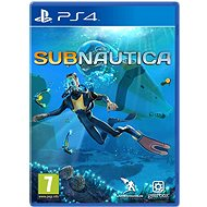 Subnautica - PS4 - Console Game