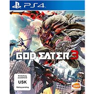 God Eater 3 - PS4 - Console Game