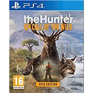 The Hunter - Call of the Wild - 2019 Edition - PS4 - Console Game