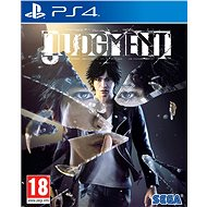 Judgment - PS4 - Console Game