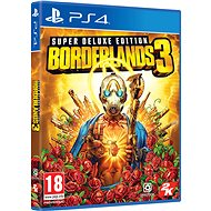 Borderlands 3: Super Deluxe Edition - PS4 - Console Game