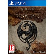 The Elder Scrolls Online: Elsweyr - PS4 - Console Game