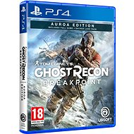 Tom Clancy's Ghost Recon:  Breakpoint Auroa Edition - PS4 - Console Game