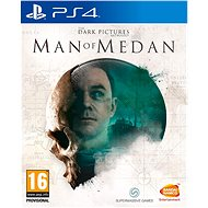The Dark Pictures Anthology: Man of Medan - PS4 - Console Game