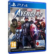 Marvel's Avengers - PS4 - Console Game
