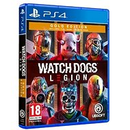 Watch Dogs Legion Gold Edition - PS4 - Console Game