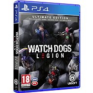 Watch Dogs Legion Ultimate Edition - PS4 - Console Game