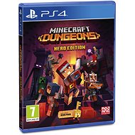 Minecraft Dungeons - PS4 - Console Game