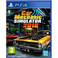 Car Mechanic Simulator 2018 - PS4 - Console Game