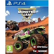 Monster Jam: Steel Titans - PS4 - Console Game