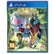 Ni No Kuni: Wrath Of The White Witch Remastered (PS4) - Console Game