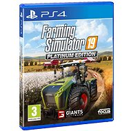 Farming Simulator 19 Platinum Edition - PS4 - Console Game