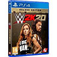 WWE 2K20 Deluxe Edition - PS4 - Console Game