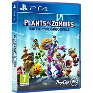 Plants vs Zombies: Battle for Neighborville - PS4 - Console Game