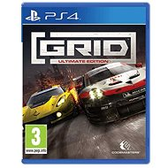 Grid Ultimate Edition (2019) - PS4 - Console Game