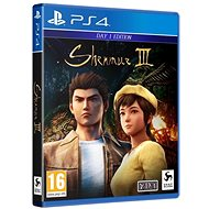Shenmue III - Day 1 Edition - PS4 - Console Game