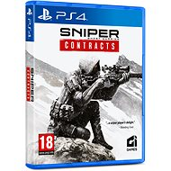 Sniper: Ghost Warrior Contracts - PS4 - Console Game