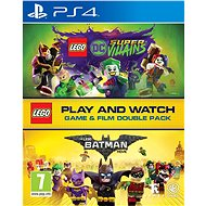 LEGO DC Supervillains: Double Pack - PS4 - Console Game