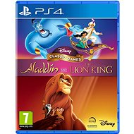 Disney Classic Games: Aladdin and the Lion King - PS4 - Console Game