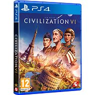 Sid Meiers Civilization VI - PS4 - Console Game