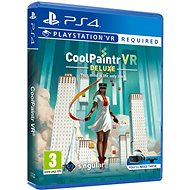 CoolPaintr VR: Deluxe Edition - PS4 - Console Game