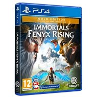 Immortals: Fenyx Rising - Gold Edition - PS4 - Console Game