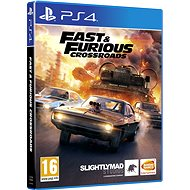 Fast and Furious Crossroads - PS4 - Console Game