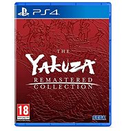 The Yakuza Remastered Collection - PS4 - Console Game