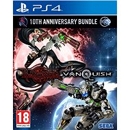 Bayonetta and Vanquish 10th Anniversary Bundle - PS4 - Console Game