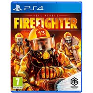 Real Heroes: Firefighter - PS4 - Console Game