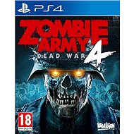 Zombie Army 4: Dead War - PS4 - Console Game