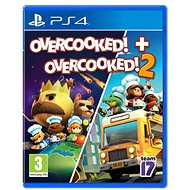 Overcooked! + Overcooked! 2 - Double Pack - PS3 - Console Game