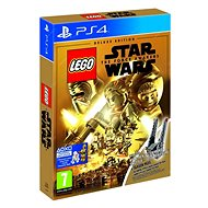 LEGO Star Wars: The Force Awakens - Deluxe Edition  - PS4 - Console Game