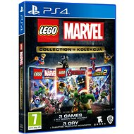 Lego Marvel Collection - PS4 - Console Game
