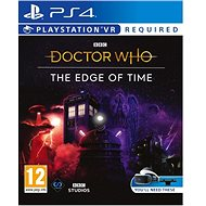 Doctor Who: The Edge of Time - PS4 VR - Console Game