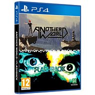 Another World and Flashback - Double Pack - PS4 - Console Game