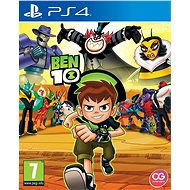 Ben 10 - PS4 - Console Game