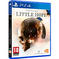 The Dark Pictures Anthology: Little Hope - PS4 - Console Game