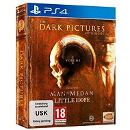 The Dark Pictures Anthology: Volume 1 - Man of Medan and Little Hope Limited Edition - PS4 - Console Game