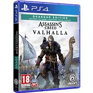 Console Game Assassin's Creed Valhalla - Drakkar Edition - PS4