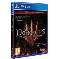 Dungeons 3: Complete Collection - PS4 - Console Game