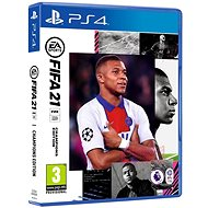 FIFA 21 - Champions Edition - PS4 - Console Game