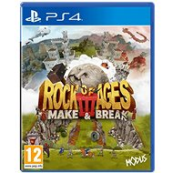 Rock of Ages 3: Make and Break - PS4 - Console Game