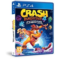 Crash Bandicoot 4: Its About Time - PS4 - Console Game