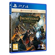 Pathfinder: Kingmaker - Definitive Edition - PS4 - Console Game